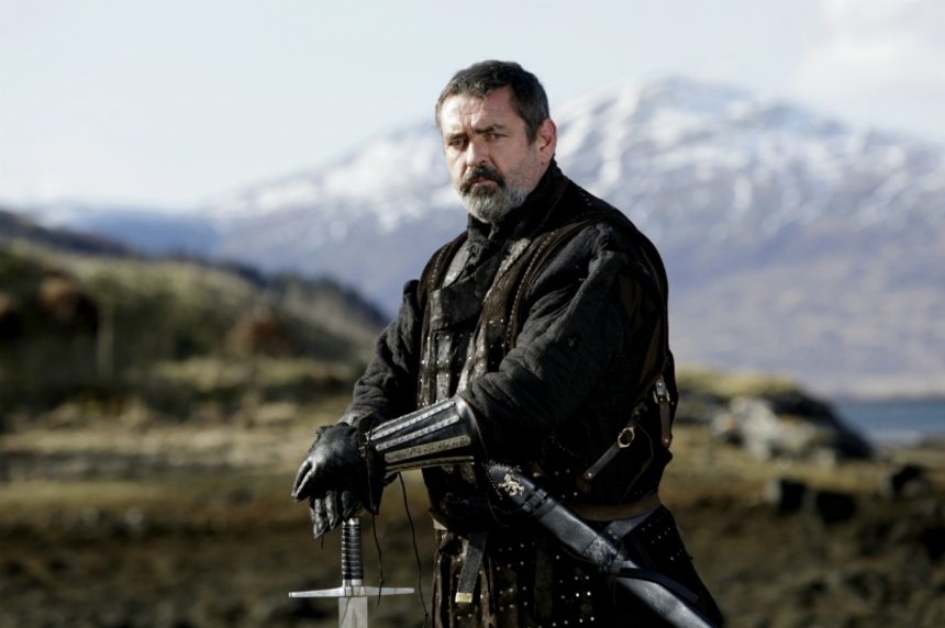 Edinburgh 2019: ROBERT THE BRUCE Himself Angus MacFadyen and Director Richard Gray Discuss the Return of the Scottish King
