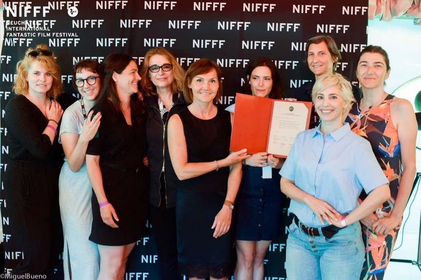 Neuchatel 2019: Festival Makes History, Signs SWAN Charter for Gender Equality