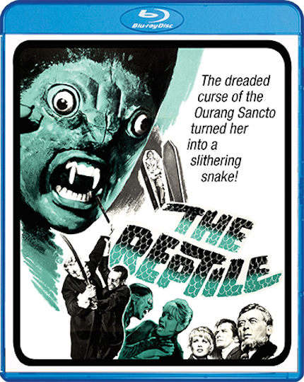 Blu-ray Review: THE REPTILE Slithers and Shocks