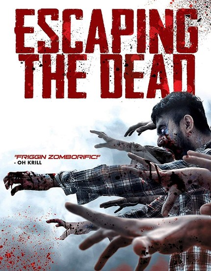 "Danish Zombie Apocalypse ""Escaping the Dead"" starring Lloyd Kaufman finally heading for North American Release!"