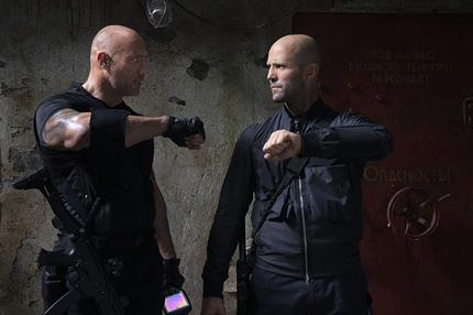Review: FAST & FURIOUS PRESENTS: HOBBS & SHAW, A Fine Bromance