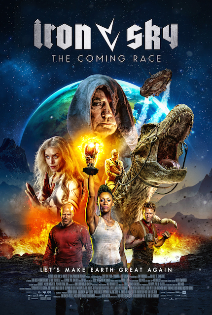 IRON SKY: THE COMING RACE Interview: Director Timo Vuorensola Talks Hollow Earth Theory, Religious Satire and Reptilian Hitler