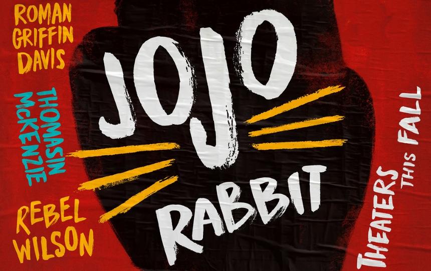 Friday One Sheet: JOJO RABBIT And The Handbill Aesthetic