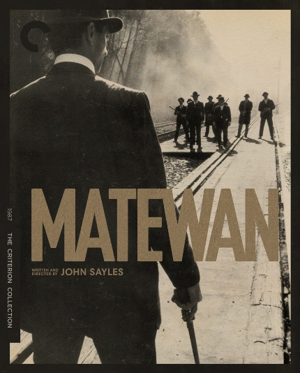 Criterion October 2019 Highlights Include MATEWAN, HAXAN, WHEN WE WERE KINGS