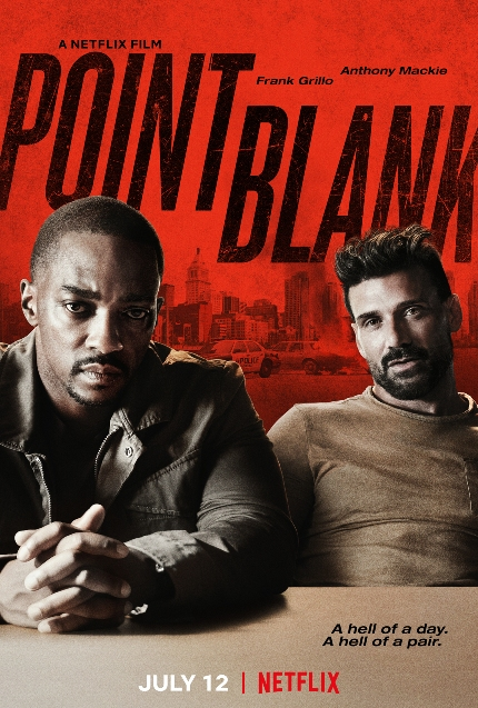 Notes on Streaming: POINT BLANK Shoots Straight
