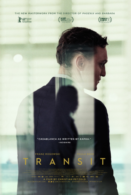 Now on Blu-ray: TRANSIT, Lost Souls in a Troubled Land