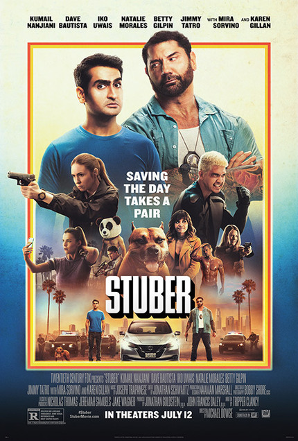 Review: Michael Dowse's STUBER Is A Wild Comedic Ride Through The LA Underworld