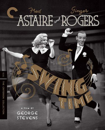 Blu-ray Review: SWING TIME, Or, How To Interrogate Blackface And Love The Dance