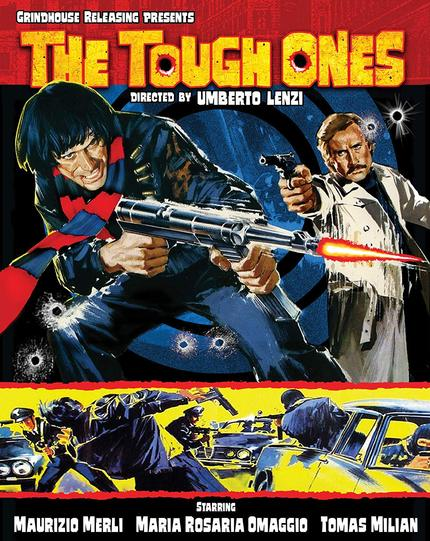 Now on Blu-ray: Italian Cop Action Masterpiece THE TOUGH ONES Shines In New Collector's Edition