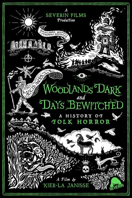 Production Underway on WOODLANDS DARK AND DAYS BEWITCHED, Feature Doc Debut of Director Kier-La Janisse