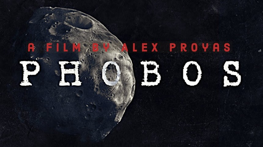 Phobos - a new film by Alex Proyas