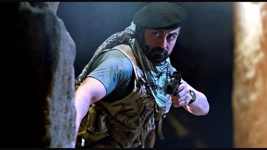 "Extended Teaser for Salar Zarza's Action Thriller ""Out for Vengeance"" released in 4K!"