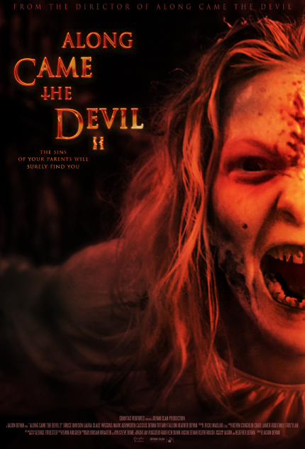 ALONG CAME THE DEVIL 2 Trailer: Sequel to Possession Horror Out in October