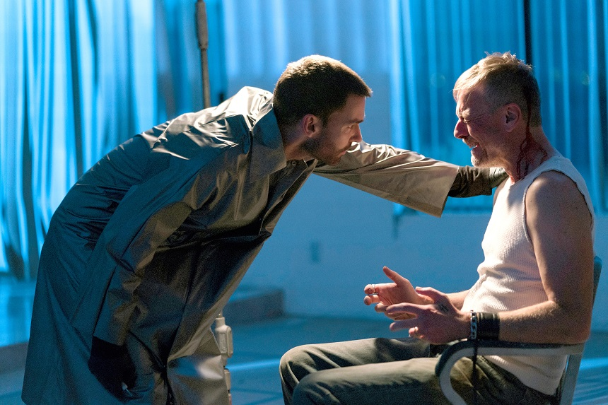 BLOODLINE: Seann William Scott Goes Dark in Trailer For Henry Jacobson Debut Feature Horror