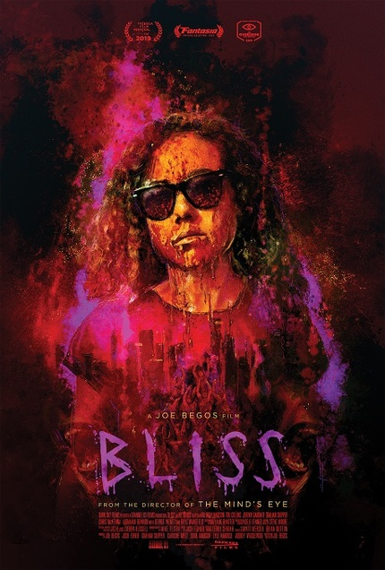 BLISS: Joe Begos' Latest Indie Horror Bleeds Into US Cinemas And on Digital in September