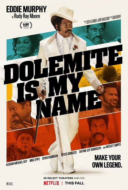 DOLEMITE IS MY NAME Trailer: Eddie Murphy is Effing up Mother-Effers in Craig Brewer's Comedy