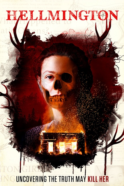 HELLmington: New Poster And Trailer For Release of Canadian Horror Flick