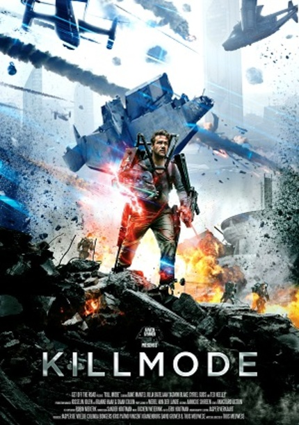KILLMODE Gets A Teaser And A Poster