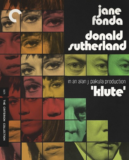 Blu-ray Review: KLUTE Channels an Era Ahead of its Time