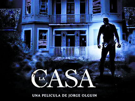 Jorge Olguin Invites You To Enter LA CASA