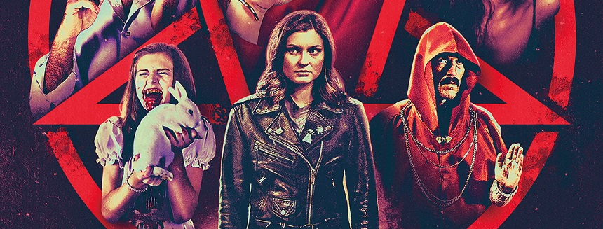 SATANIC PANIC: New Trailer And Poster Deliver Hot And Fresh Horror Right to Your Door