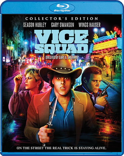 Blu-ray Review: VICE SQUAD Dials up the Crazy