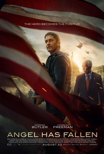 Review: ANGEL HAS FALLEN, AKA #fakenews The Movie