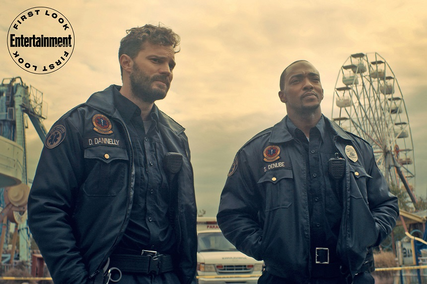 SYNCHRONIC: Our First Look at Anthony Mackie And Jamie Dornan in Benson & Moorhead's Sci-Fi Thriller