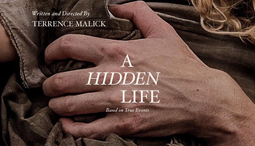 Friday One Sheet:  A HIDDEN LIFE