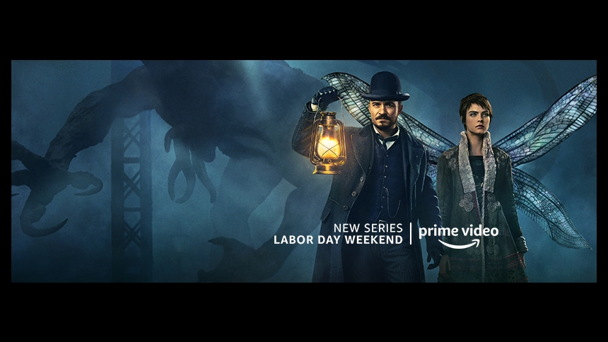 Now Streaming: CARNIVAL ROW, Steampunk in Murderous Flight