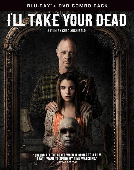 Black Fawn Releasing I'LL TAKE YOUR DEAD in September