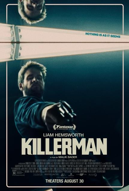 Review: KILLERMAN, Criminal Worlds Collide, As Pots Boil