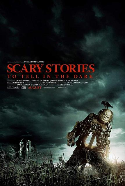Review: SCARY STORIES TO TELL IN THE DARK Delivers A Solid Spook Show