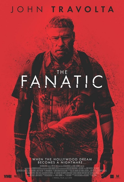 Review: In THE FANATIC, John Travolta Wants To Break Stuff