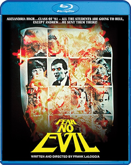 Blu-ray Review: FEAR NO EVIL Doesn't Offer Much Fear