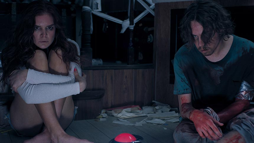 HARPOON Trailer: Catch Rob Grant's Dark Comedy This October