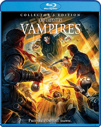 Blu-ray Review: JOHN CARPENTER'S VAMPIRES