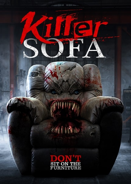 KILLER SOFA: New Trailer And Poster For Indie Kiwi Horror Out in October