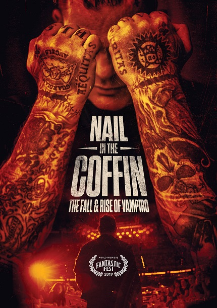NAIL IN THE COFFIN THE FALL AND RISE OF VAMPIRO Trailer And Poster