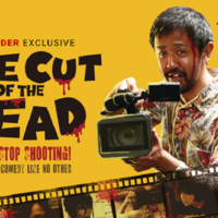 ONE CUT OF THE DEAD: Out on Tuesday on SHUDDER!