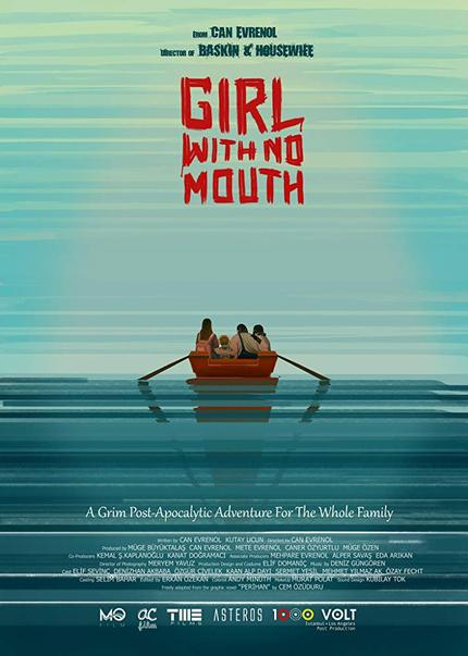 THE GIRL WITH NO MOUTH: Watch The Trailer For Can Evrenol's Dark Fable