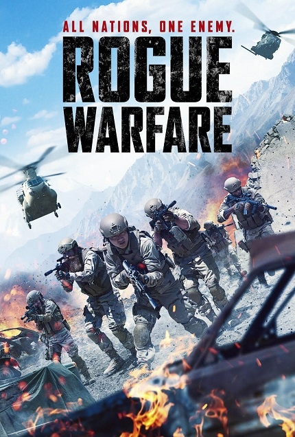 ROGUE WARFARE Exclusive Clip: International Military Action Flick Out on October 4th