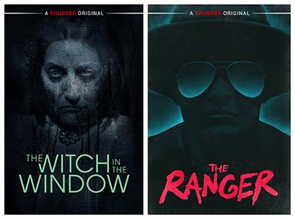 Giveaway: Win an iTunes Code For THE WITCH IN THE WINDOW And THE RANGER From Shudder