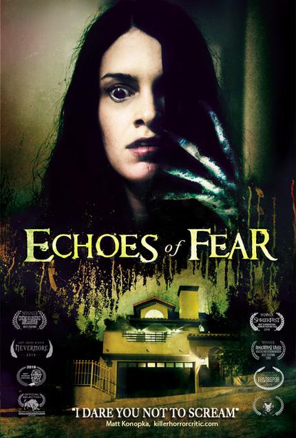 ECHOES OF FEAR: Theatrical Release Schedule Announced, Tour Starts October 16th