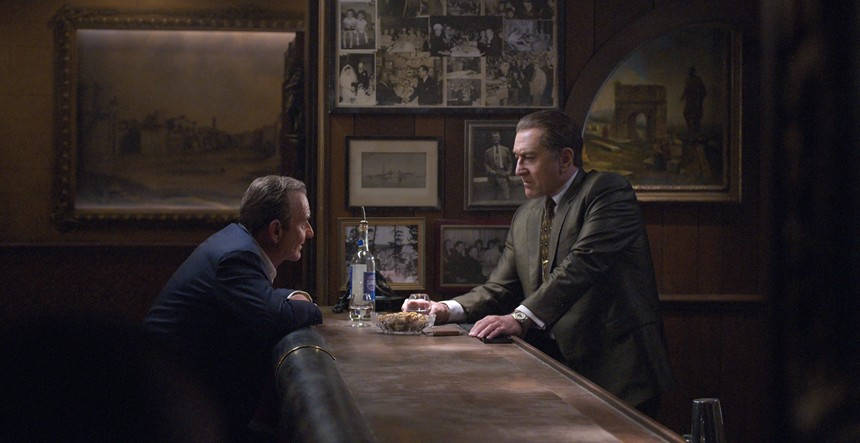 New York 2019 Review: THE IRISHMAN, Martin Scorsese's Epic Return to the Gangster Movie Genre