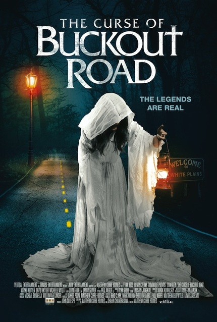 THE CURSE OF BUCKOUT ROAD: New Trailer And Poster For Haunted Horror