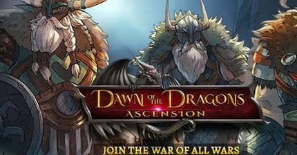 """""""Dawn of the Dragons: Ascension"""" is going to debut on Kartridge"""