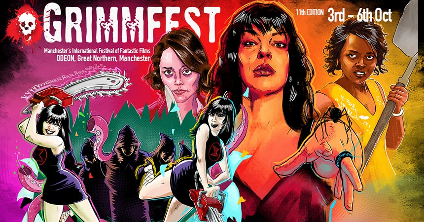 Grimmfest 2019: Full Line-up Announcement Includes SHE NEVER DIED, LITTLE MONSTERS And EXTRA ORDINARY