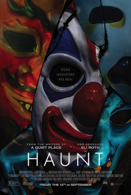 HAUNT Interview: Bryan Woods And Scott Beck On Their Haunted Attraction Horror Effort