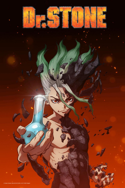 Now Streaming: DR. STONE, Ten Billion Percent Fun